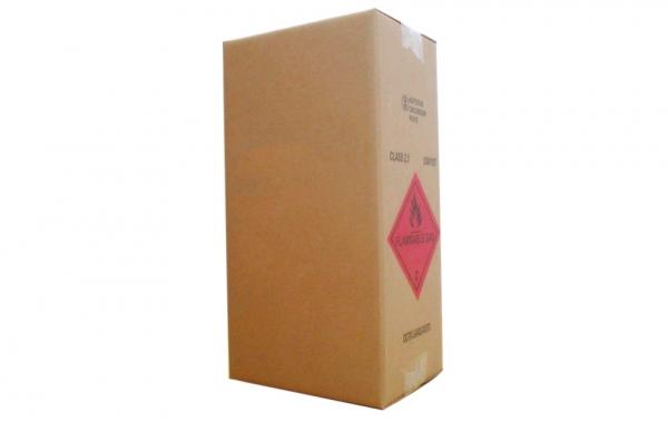 易燃物包装纸箱